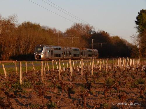 Z 56309/310 Nouvelle-Aquitaine à Toulenne | 30.03.19
