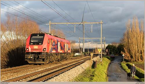 VFLI Euro Dual 6001 @ Beert