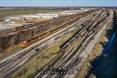 BNSF 8481 | EMD SD70ACe | BNSF Thayer South Subdivision