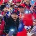 Supporters of Han You-yu, Taiwan's 2020 presidential  election candidate