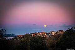 La pleine lune du 10 janvier