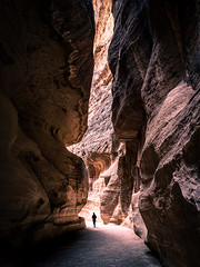 Al Siq - Petra, Jordan - Travel photography