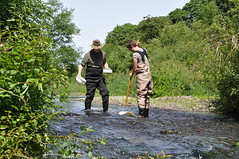 District Conservationist - Mitch Cummings (left)  2