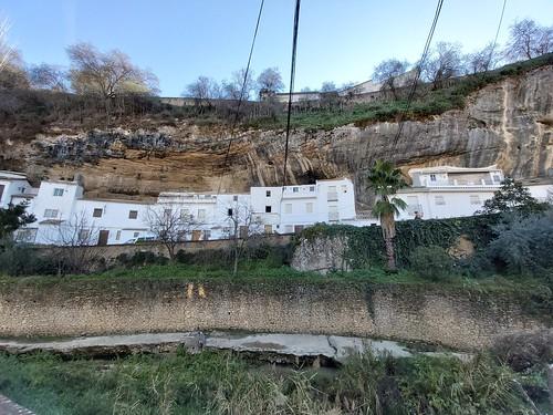 SETENIL DE LAS BODEGAS (PROVINCIA DE CÁDIZ) ANDALUCÍA - ESPAÑA - SPAIN