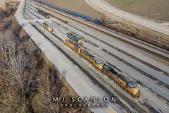 UP 6053 | GE AC4400CW | UP Marion Intermodal Railport