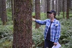 Soil Conservationist - Sue Reams