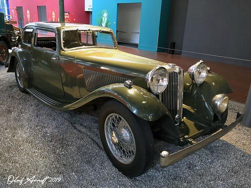 Standard-Swallow Coach SS1 1934