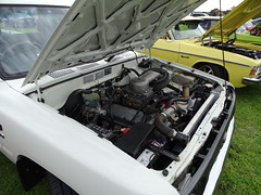 Toyota Hilux V8 conversion