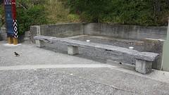 Bench on Mātiu-Somes Island (9)