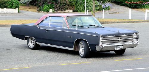 '67 Plymouth Fury III