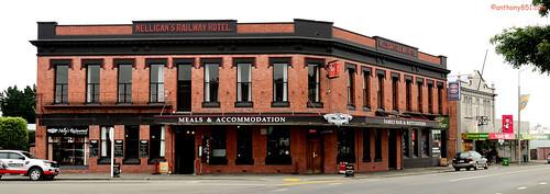 Nelligan's Railway Hotel