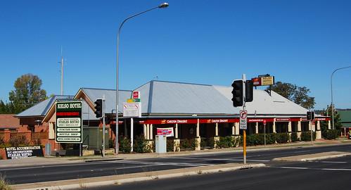 Kelso Hotel, Kelso, NSW.