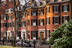 Morning Light, Beacon Hill, Boston