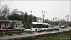 Heuliez Bus GX 317 – Semitan (Société d'Économie MIxte des Transports en commun de l'Agglomération Nantaise) / TAN (Transports en commun de l'Agglomération Nantaise) n°003