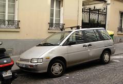 1992 Nissan Prairie 2.4 SLX