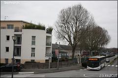 Man Lion's City – Transdev – CTA (Compagnie des Transports de l'Atlantique) (STAO PL, Société des Transports par Autocars de l'Ouest – Pays de la Loire) n°7841 / TAN (Transports en commun de l'Agglomération Nantaise) n°9073