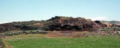 Cinder cone volcano (Pleistocene, 27-100 ka; Alexander Crater, Gem Valley Lava Field, Idaho, USA) 2