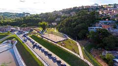 (2020.10.01) Inauguração Areninha Sapiantã, Drone