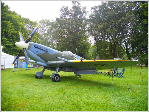 """Spitfire"" on  Display ,,"