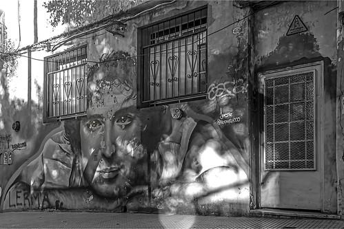 Mural de Gustavo Cerati