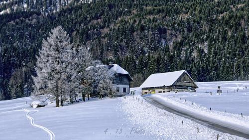 Winter in Styria