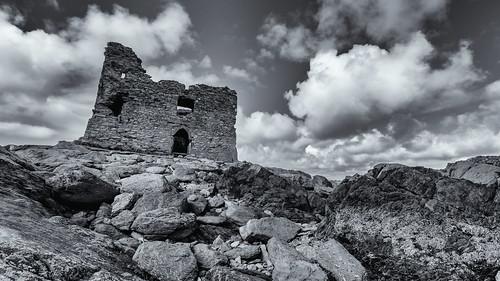 Ireland 2019 - Ballinskellig Castle, Ring of Kerry