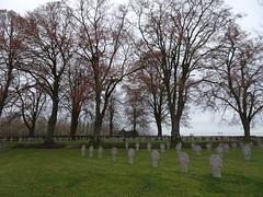 Wavrin, cimetière militaire allemand 14-18