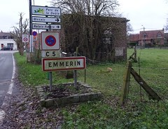 Emmerin city limit - Photo of Wicres