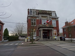 Deulémont la mairie - Photo of Bois-Grenier