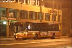Irisbus Citélis 12 – Setram (Société d'Économie Mixte des TRansports en commun de l'Agglomération Mancelle) n°121