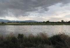 Seeing the Rio Grande with the fresh eyes of a person who has never seen it before — through a camera!