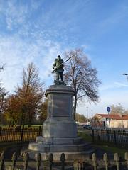 Lille Lille Monument au 48ème régiment de Mobiles du Nord [1891]