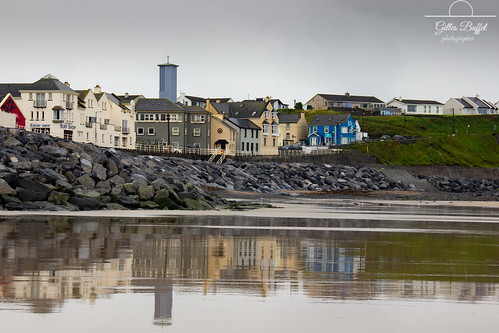Sur la côte Atlantique : Lahinch - County Clare - Ireland
