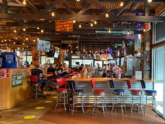 Bubba Gump Shrimp Co Bayside Marketplace Downtown Miami
