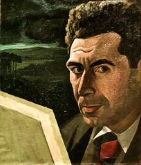 Self-Portrait (undated) - José Dominguez Alvavarez (1906-1942)