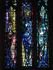 Oundle School Chapel - Piper Windows