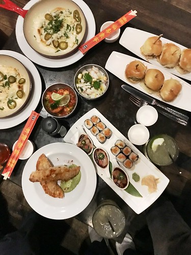 Feast at Passionfish