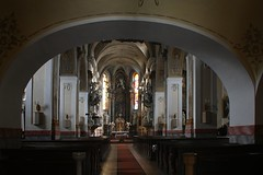 Krnov / Jägerndorf, Pfarrkirche St. Martin (13. Jhdt.)