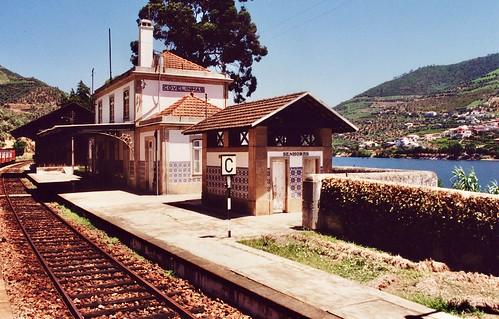 Estação de Covelinhas, Portugal