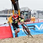 BK Cyclocross Antwerpen Junioren 11-01-2020