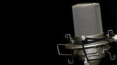 Microphone Music Audio Radio Voice Edited 2020