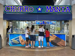 Churro Mania is Open Bayside Marketplace