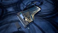 Piano Wing Keys Classic Instrument Edited 2020
