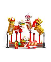 Lego - Lion Dance 80104