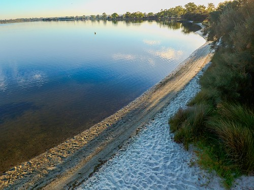 Autel EVO RPAS - First Flights, Nice! Canning River and Warwick, Perth, Western Australia, January 2020