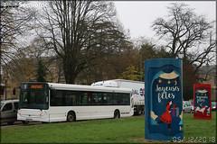 Heuliez Bus GX 327 – STAC (Société de Transport de l'Agglomération Chalonnaise) (Transdev) / Zoom n°1091