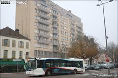 Heuliez Bus GX 337 – STAC (Société de Transport de l'Agglomération Chalonnaise) (Transdev) / Zoom n°2173