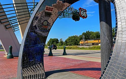 Route 66 - Tulsa, Oklahoma