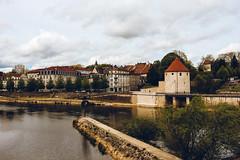 Besançon et Tour de la Pelote - Pont Robert-Schwint - Photo of Grandfontaine