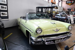 1954 Lincoln Capri Convertible -- Virginia Museum of Transportation